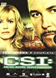 C.S.I.: Las Vegas - Séptima Temporada Completa [DVD]