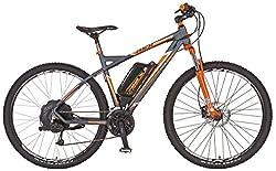 Prophete E-Bike Rex Elektro MTB Graveler 6.8 Fahrrad Samsung Lithium Akku B Ware, Grau, 51566-0111