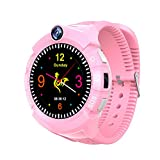 9Tong Childrens Smartwatch GPS Tracker SOS Call Anti-lost Smart Watches for Boys Girls