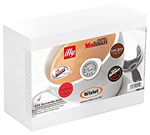 """ESE Gourmet"" mit 36 ESE Pads / Espresso Pods / Cialde, 250 g"