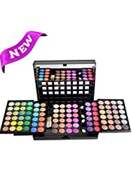 Pure Vie® 96 Colores Sombra De Ojos Paleta de Maquillaje Cosmética #2 - Perfecto para Sso Profesional y Diario