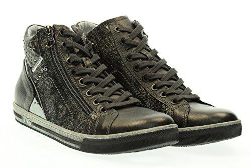 NERO GIARDINI donna sneakers alte A616040D/105 37 Grigio