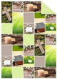 Ursus 13134601 - Fotokarton Hope, 300 g/qm, Din A4, Bilder, 10 Blatt