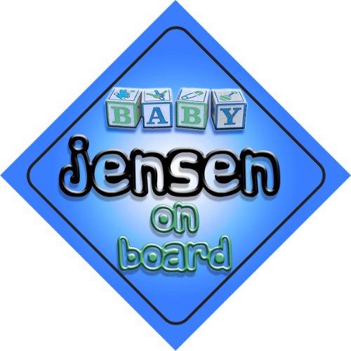jensen-bebe-garcon-sur-planche-nouveaute-voiture-panneau-cadeau-cadeau-pour-nouveau-nouveau-ne-bebe-