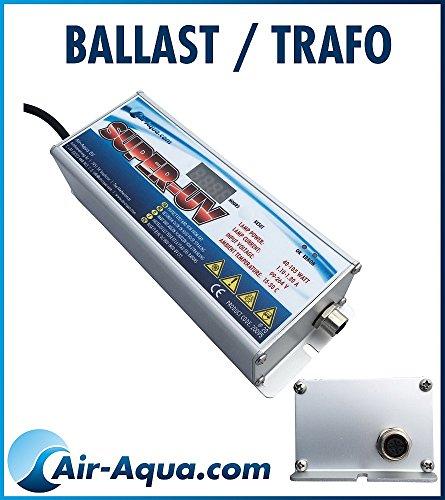 Air Aqua UVC Vorschaltgerät UV 40 -105 Watt, für Tauch UVC -