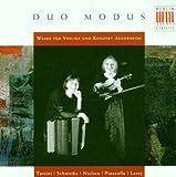 Werke für Violine und Akkordeon