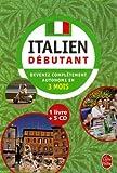 Coffret Italien débutant : 1 Livre + 5 CD...