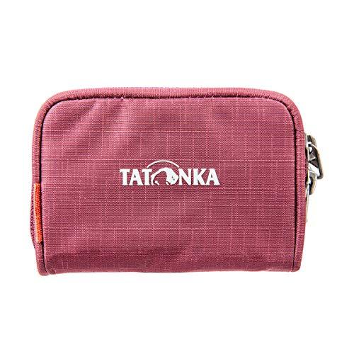 Tatonka Plain Wallet Geldbeutel, Bordeaux red, 11 x 7 x 2 cm (Frauen Geldbörse Wallet)