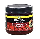 Calories Free Sesame Strawberry Fruit Spread.Sugar FreeCarbohydrate FreeCholesterol FreeFat FreeGluten FreeKosher