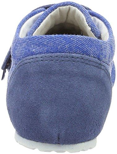 Birkenstock Casper, chaussons d'intérieur mixte enfant Blau (Blue)