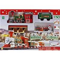 Goldlox - Tren de juguete, diseño de tren de Navidad