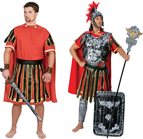 Karneval-Klamotten Gladiator Kostüm Herren Römischer Soldat Herren-Kostüm