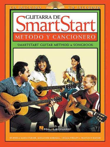 Guitarra de Smartstart - Metodo Y Cancionero Guitare +CD (Smartstart (Hal Leonard)) por Divers Auteurs