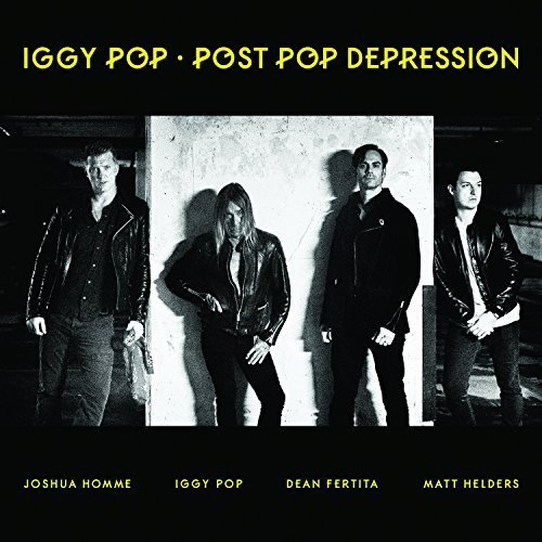 Post Pop Depression by Iggy Pop (2016-05-04)