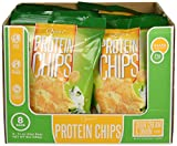 Quest Nutrition Protein Chips, Sour Cream and Onion, 8 Count (Pack of 2)
