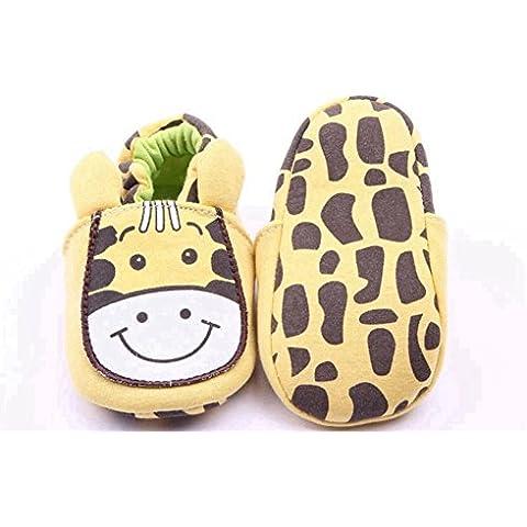 Goldore Baby caldo scarpe ragazzi ragazze bambino infantile morbido cotone