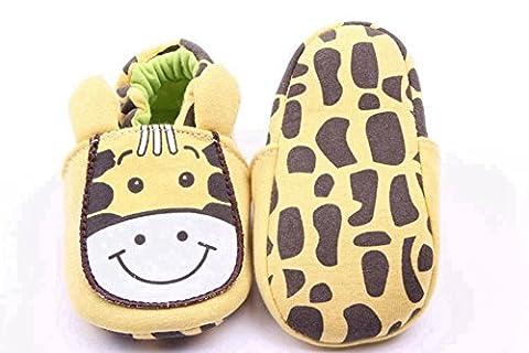 Goldore Chaud Bébé Garçons Filles Chaussures Toddler Infant Semelles souples