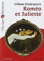 Roméo et Juliette de William Shakespeare
