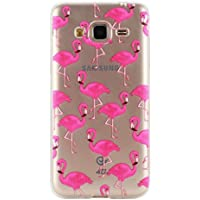 coque samsung a3 2017 flamant rose