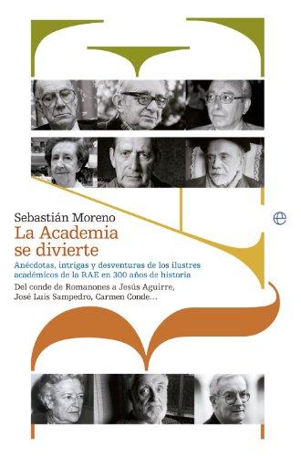 La Academia se divierte eBook: Sebastián Moreno: Amazon.es ...