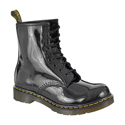drmartens-1460-patent-black-womens-boots-size-7