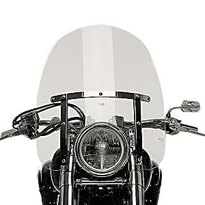 Pare Brise National Cycle Dakota Yamaha XVS 1100 A Drag Star Classic 00-07