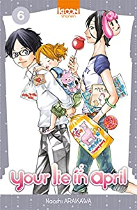 Your Lie in April Edition simple Tome 6