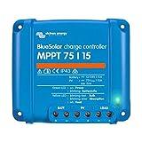 Victron regulador solar MPPT 75/1512–24V 15A