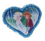 Simba 6315872385 - Frozen Herzkissen Anna und ELSA, 33 cm