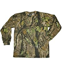 HSF - Ropa de Camuflaje: Sudadera / Camiseta / Camiseta de Manga Larga. Todas las Tallas. Ropa para Caza y Pesca - XL, Camiseta Manga Larga