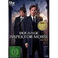 Der junge Inspektor Morse - Staffel 4
