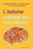 L'autisme expliqué aux non-autistes   Harrisson, Brigitte (1961-....). Auteur