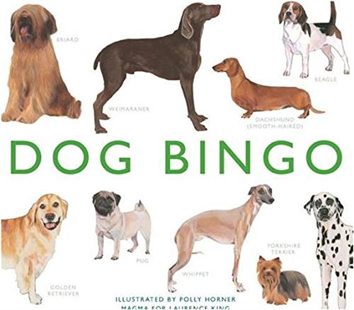 Dog Bingo (Magma for Laurence King) par Polly Horner