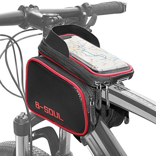 COFIT 3 1 Bolsa Manillar Bicicleta Gran Capacidad