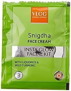 VLCC Insta Glow 5 Facial Kit