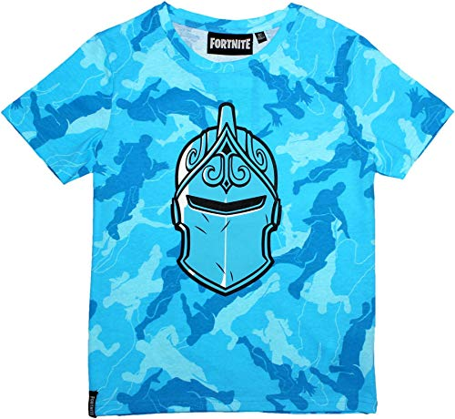 Epic Games Fortnite - Camiseta de Manga Corta para niños, diseño de