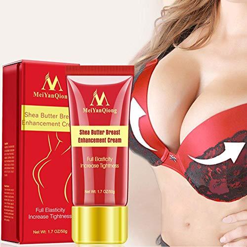 Bruststraffung,Brustvergrößerung,brust firming lift creme,50g Brust Pflege Salbe,Vergrößerung und die Verbesserung der Struktur der...