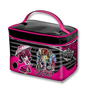Monster High Caja de la Vanidad de la Regla de Ghouls – 1 Pack