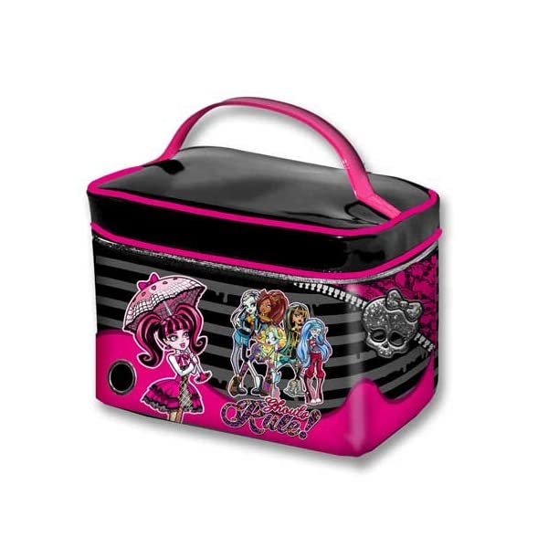 Monster High Caja de la Vanidad de la Regla de Ghouls – 1 Pack