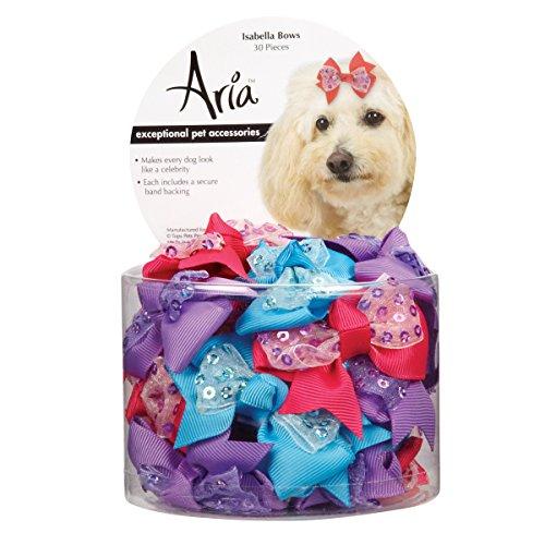 Artikelbild: Aria Isabella Bögen für Hunde, 30-Kanister
