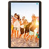 4G LTE Tablet con Display 10' YOTOPT Android 9.0 Tablet PC 64 GB Espandibili, 4 GB RAM, Type-c, GPS WIFI (Nero)