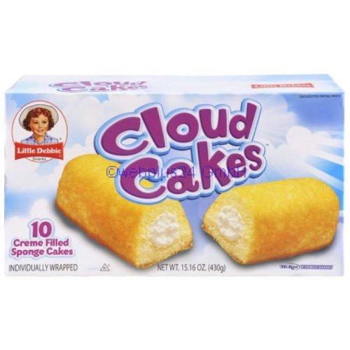 10-hostess-twinkies-little-debbie-cloud-cakes-430g-twinkies-ersatz