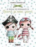 Telecharger Livres Je dessine les personnages de Quand je serai grand (PDF,EPUB,MOBI) gratuits en Francaise