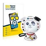 BROTECT Schutzfolie Matt für Vtech KidiPet Touch 2 (Hund) Displayschutzfolie [2er Pack] - Anti-Reflex Displayfolie, Anti-Fingerprint, Anti-Kratzer