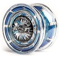 YoYo Factory - Yoyo profesional con sistema de juego, color azul (YO-008)