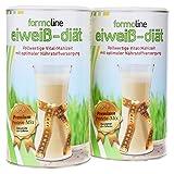 Doppelpack FORMOLINE Eiweiss Diaet Pulver 2 x 480 Gramm