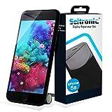 Seitronic Display für iPhone 5S LCD VORMONTIERT KOMPLETT mit RETINA Touchscreen -SCHWARZ - BLACK-
