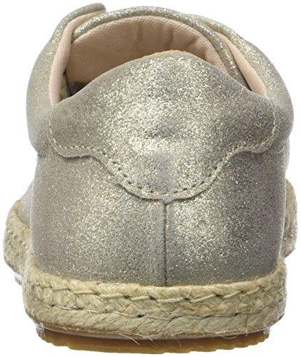 Bensimon Damen Tennis Corde Sneaker Gold (Champagne)