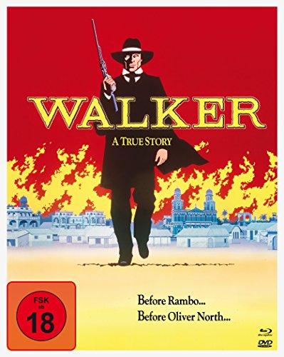 Walker - Mediabook (+ DVD) (+ Bonus-DVD) [Blu-ray]