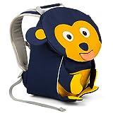 Affenzahn Kinderrucksack mit Brustgurt für 1-5 jährige Jungen und Mädchen im Kindergarten oder Kita verschiedene Tiermotive